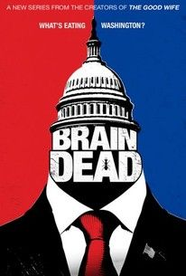 A government employee discovers that the cause of the tensions between the two political parties is a race of extraterrestrial insects eating the brains of the politicians.