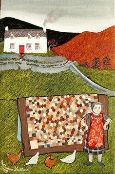 Wales ~ Valériane Leblond