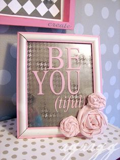 Be You (tiful) - YW birthday gift ideas