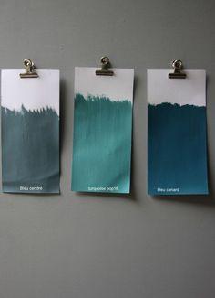 petrol blauw smaragd kleuren