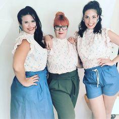 Τα καλύτερα κορίτσια!!!! Παρέα με τα girls των @funily_stories  #sushiscloset #sushis_closet #spring2020 #floral #photoshooting #μενουμεελλαδααγοραζουμεελληνικα Blouse, Tops, Women, Fashion, Moda, Fashion Styles, Blouses, Fashion Illustrations, Woman Shirt
