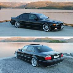 Cool Sports Cars, Cool Cars, Bmw Vintage, Bmw E38, Bmw 7 Series, E30, Shoe Box, Cars And Motorcycles, Dream Cars