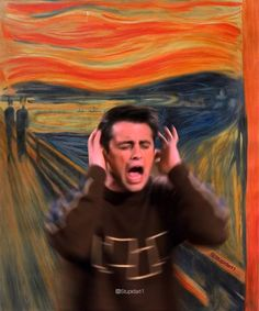 Friends Tv Show - Fushion News Joey Friends, Friends Cast, Friends Moments, Friends Series, Friends Tv Show, Friends Forever, Funny Friends, Chandler Friends, Reaction Pictures
