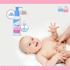 Ideal human body temperature is 37 deg Celsius and Normal blood pressure is 120/80 mm Hg. Its our skin which regulates body temperature with its blood supply. Sebamed Baby Soothing Massage Oil ensures relaxing massage which stimulates the blood circulation. Further human skin has a special feature, its surface is slightly acidic and on an average the pH value of the healthy skin is 5.5. #sebamed #parenting #cutebaby