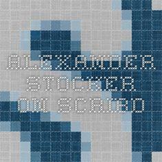 ALEXANDER STOCKER on scribd