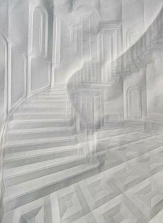 Paper Art By Simon Schubert