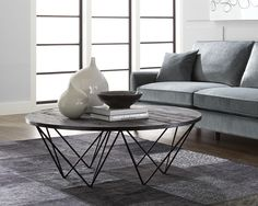 RUFFIN COFFEE TABLE - ROUND - Coffee Tables - Occasional Tables - Products