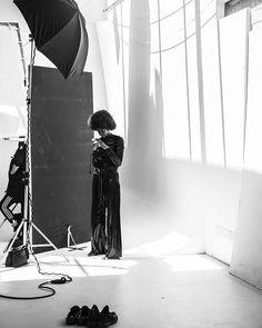 Roodebloem Studios || Jett Studio || True Love Magazine Beauty Shoot || Photo by Tatyana Levana