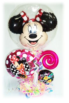 Arreglo Especial Minnie Mouse Insider Globocentrogt