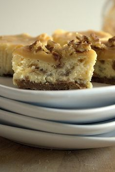 mini stroopwafel cheesecake