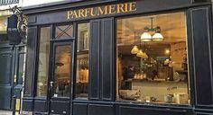 Visiting Lubin perfume shop Paris, one of the city's oldest parfumeries where Josephine Bonaparte once shopped.