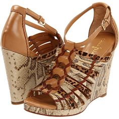 If I were brave enough!  Or young enough?  Cole Haan - Air Minka Wedge