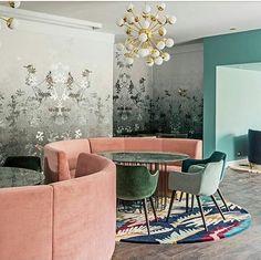 Casa Cor - restaurante - sala de jantar - Interior Design Lover Blog