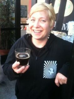 Stone Brewing's Laura Ulrich