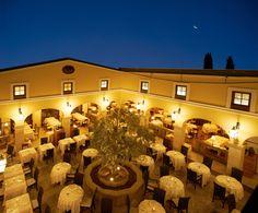 Open Air Restaurant - Adler Thermae