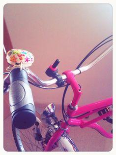 Mi Ysabel...de #BicicletasElGallo www.bicicletaselgallo.com