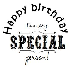 desert diva: Free birthday sentiments
