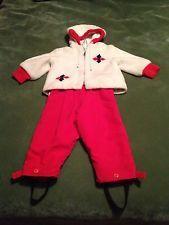 Vintage Childs Snow Suit