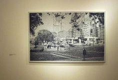 Magnificent Date Stamp Artwork - My Modern Metropolis