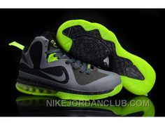 Buy New Arrival Nike Zoom LeBron 9 Women Basketball Shoes Gray Green from  Reliable New Arrival Nike Zoom LeBron 9 Women Basketball Shoes Gray Green  ... d7bdfff81