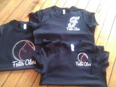 Foster Oilers Fans!      This is a youth softball team .. need something for your softball team?  Contact Toni @ tonisjewelryboutique@yahoo.com
