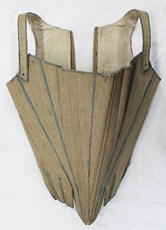 The oldest surviving pair of stays in Finland dates from the and belongs to the collections of Turku Museum Center. Baroque, Rococo, 18th Century Stays, Old Things, Reusable Tote Bags, Pairs, Clothes For Women, Womens Fashion, La Mode