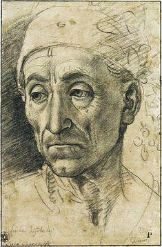 Luca Signorelli - Portrait of Dante Alighieri ? (1485-90) -  by petrus.agricola, via Flickr