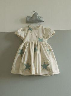 #kidsfashion #dress #stars