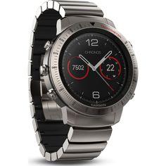THIS ONE!!!!Garmin Fenix Chronos Multi-Sport GPS Watch | Hybrid Titanium