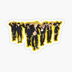 Original Jaehyun theme stickers ● Made and sold by artists ● Save up to 50% ● Dec ... Kpop Stickers, Korean Stickers, Printable Stickers, Nct Johnny, Logo Sticker, Sticker Design, Nct Logo, Kpop Logos, Nct Taeil