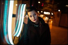 night fashion photography - Google Search