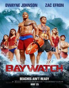 Baywatch 2017 Hindi Dubbed 300MB Pre-DVDRip 480p
