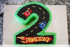 hot wheels cake - Google Search