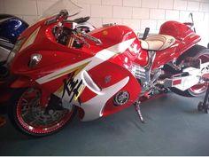 Custom Hayabusa, Custom Sport Bikes, Biker Boys, Suzuki Hayabusa, Suzuki Motorcycle, Sportbikes, Cool Bikes, Motorcycles, Projects