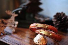 Artemis Leatherware Hand Stitched Dark Brown by ArtemisLeatherware