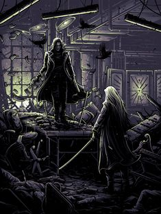 screenprint on white paper 18 x 24 inchessigned and numbered, edition of 50 inspired by The Crow Dan Mumford, Crow Movie, The Dark Knight Trilogy, Crow Art, Arte Cyberpunk, Dark Ink, Arte Obscura, Geek Art, Dark Fantasy Art