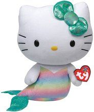 Hello Kitty TY Beanie Buddy Medium 11 inch Plush Toy Doll - Mermaid