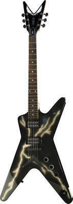 Dean Guitars Dimebag Camo ML, Electric Guitar,Signature Model, Basswood Top/Body, Bolt On Maple Neck, C-Shape