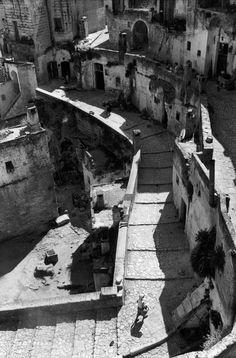 City of Matera. 1956 | Marilyn Silverstone