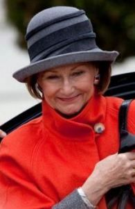 Queen Sonja, October 26, 2010 | Royal Hats