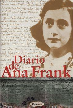 Mi escape, es mi adicción...: El Diario de Ana Frank