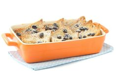 Slow Cooker Bread and Butter Pudding | Stay at Home Mum