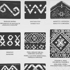 Cicmanska ornamentika. #cicmany #ornament #OrnamentNieJeHriech Mandala, Folk Art, Symbols, Embroidery, Tattoos, Pattern, Country, Outdoor Ideas, Henna