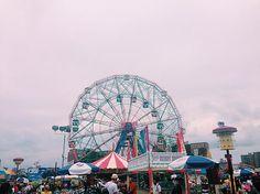 Coney Island (Million Miles Later)