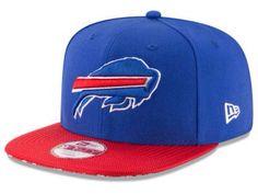 2fcc47ab85a Buffalo Bills New Era Sideline Official Original Fit Snapback Adjustable Hat  - Royal