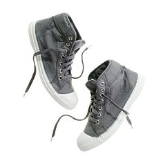 bensimon high-top sneakers  perfect for bike rides around the city.