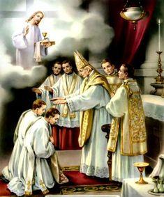ORDEN SACERDOTAL  Ministro: Obispo.  Acontecimiento humano: servicio a la comunidad. Testigos: comunidad. Don que se recibe: fuerza y espíritu para servir a la comunidad en la celebración de los sacramentos y predicación de la palabra .