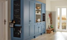 Classic Kitchens from Second Nature Collection. A fantastic range of top quality designed classic kitchens. Shaker Style Kitchen Cabinets, Shaker Style Doors, Shaker Style Kitchens, Shaker Doors, Kitchen Cabinet Doors, Purple Kitchen, Real Kitchen, Kitchen Paint, Tall Cabinet Storage