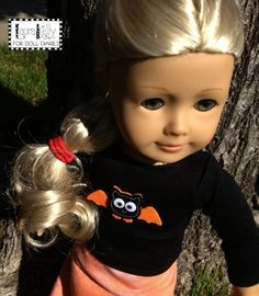 DIY Halloween Outfit Inspired By American Girl