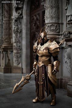 Diablo III Cosplay Is Some Max Gear Attire
